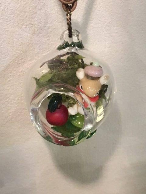 きなりがらす横浜店ガラス作品(メルモッチ2)
