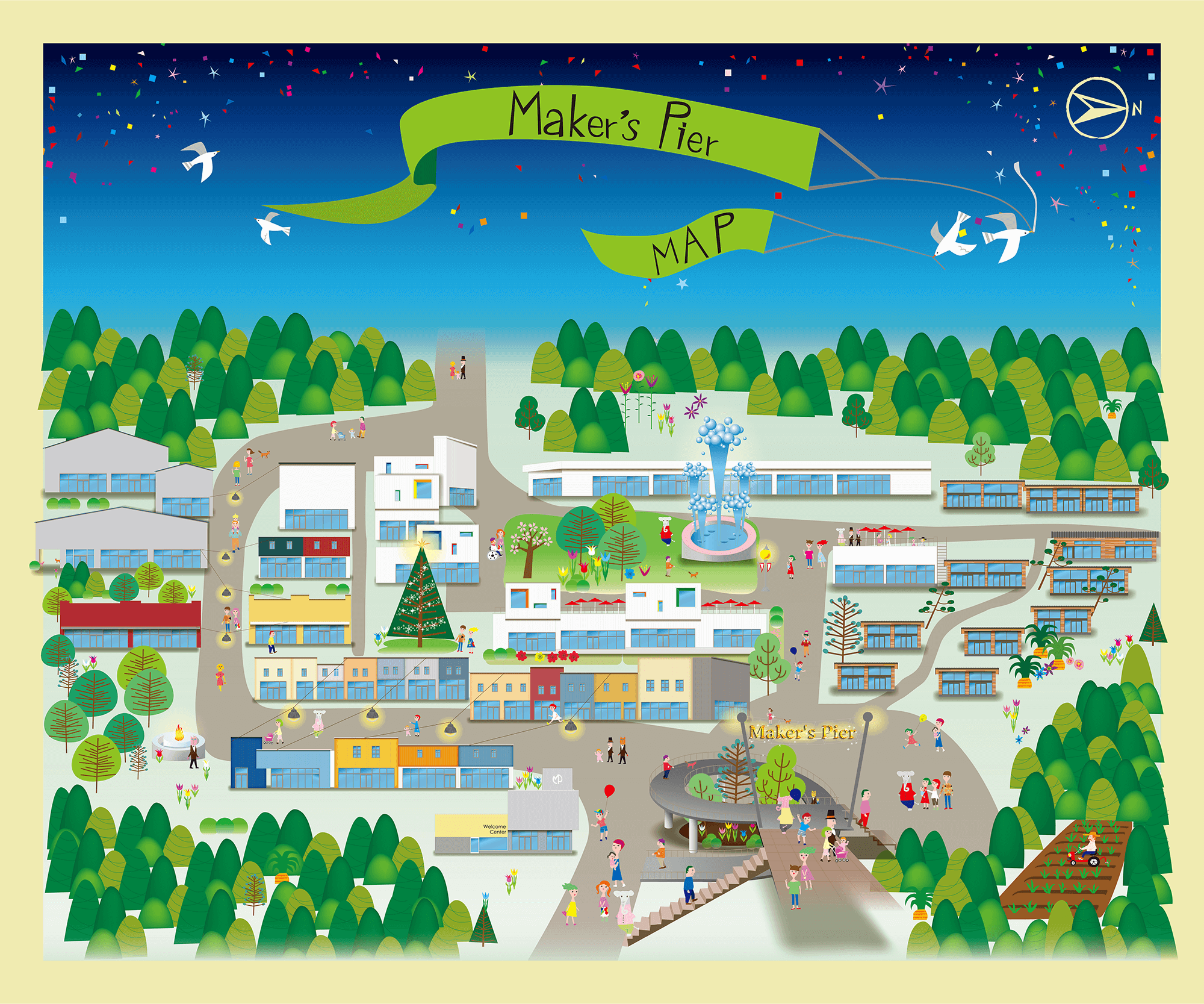 きなりがらすに名古屋店がオープンします!